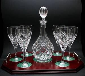 Wine, Decanter, Set