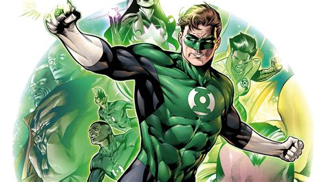 hal and the green lantern corps 1 dc