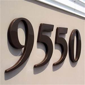 dimensional sign letters for interior and exterior use With formed plastic letters