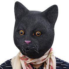 lzn hexen maske head fangs halloween maske latex horrible