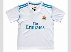 GamesDur 20172018 Real Madrid Cristiano Ronaldo #7 Home