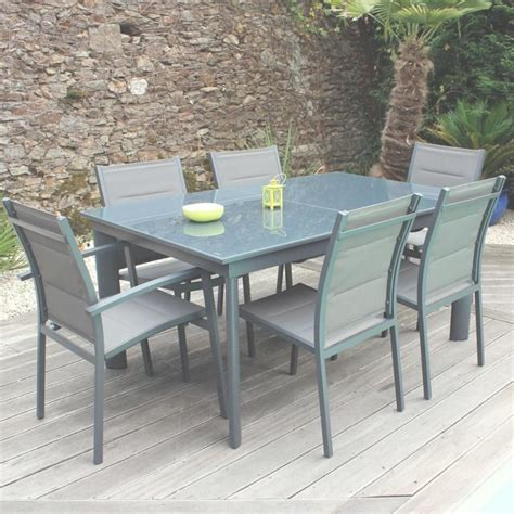 ensemble table et chaise de jardin en resine pas cher emejing table salon de jardin bricomarche images awesome