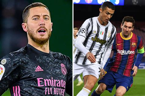 Real Madrid star Eden Hazard reveals three traits he would ...