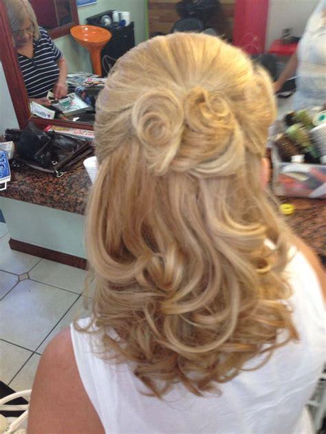 updo   mother   bride hair pinterest