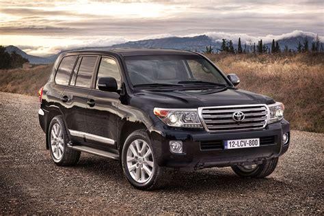 Toyota Land Cruisers by 2012 Toyota Land Cruiser V8