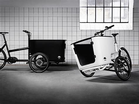 butchers bicycles releases  mk tilt action cargo trike