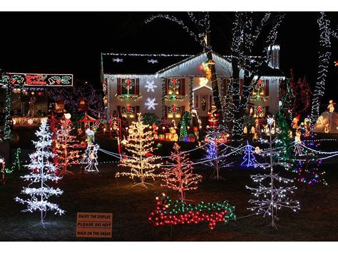 best christmas lights in south jersey best lights in hazlet marlboro nj patch
