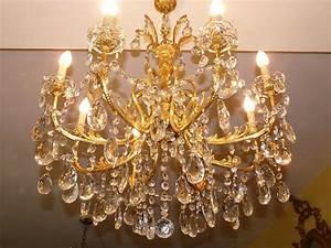 Lustre Pampilles Cristal : lustre cristal lustre cristal tattoo design bild ~ Teatrodelosmanantiales.com Idées de Décoration
