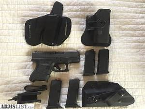 ARMSLIST - For Sale/Trade: Glock 26 Gen 3 with 4 Mags & 4 ...