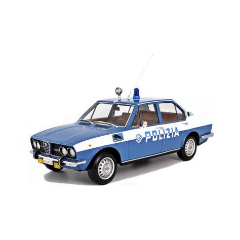 volante polizia alfa romeo alfetta 1 8 polizia squadra volante 1976