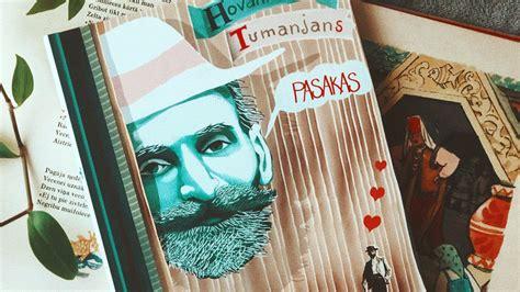 Hovanness Tumanjans «Pasakas» - AUSTRAS GRĀMATAS
