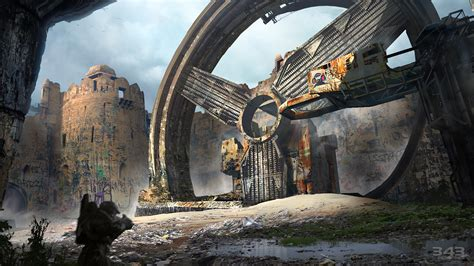 Halo 2 Anniversary Gets Beautiful Concept Art Showing Re