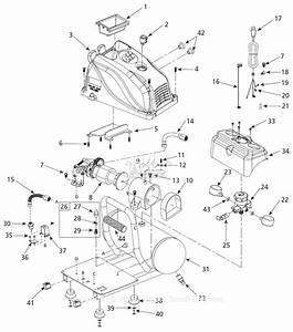 Campbell Hausfeld Fp2601 Parts Diagram For Air