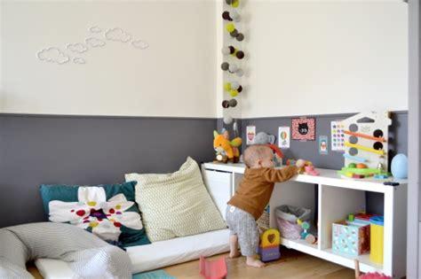 chambre enfant montessori deco chambre bebe montessori visuel 6