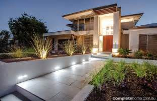 Home Decorating Magazines Australia by Modern Poolside Landscaping Completehome