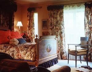 warm bedrooms design in school style by maura taft