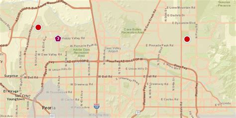 power outages spread  glendale  peoria