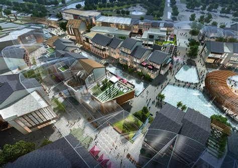 lan kwai fong wuxi benoy shopping mall benoy best wuxi architecture and