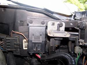 Original Wire Setup For Electric Fan On 84 305 Trans Am