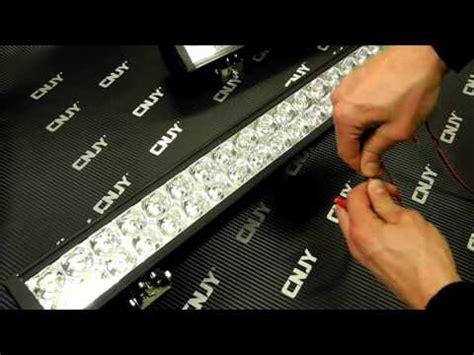 fabriquer une le a led phare de travail puissant gzer led hp 12v 24v par cnjy led fr