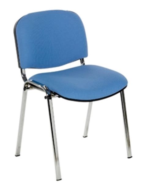 f1c stackable chair chrome frame hospital waiting room