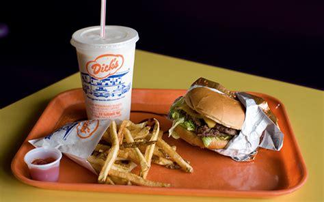 dicks drive  restaurant restaurants travel leisure