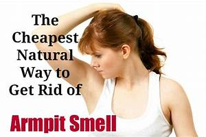 The Cheapest Natural Way To Get Rid Of Armpit Smell With Lime