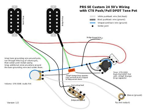 exelent prs wiring diagram photo the best electrical