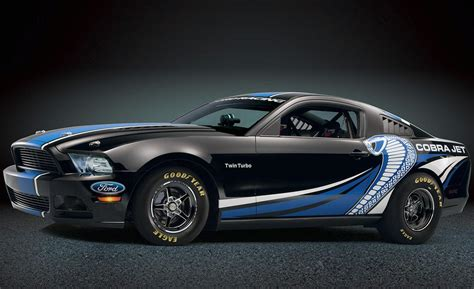 2014 Ford Cobra Jet Announced With New Colors