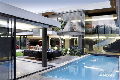 modern mansion  perfect interiors  saota architecture beast