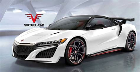2019 Acura NSX : 2019 Acura Nsx Type R Review