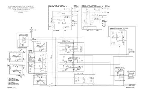 763 Bobcat Wiring Diagram by Bobcat 743 Hydraulic System Diagram Wiring Wiring