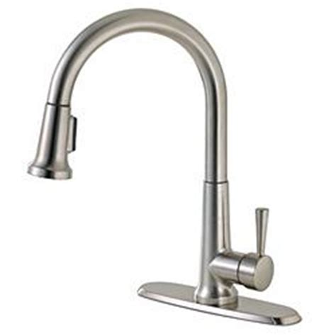 peerless kitchen faucets canada canadian tire peerless 174 pull kitchen faucet