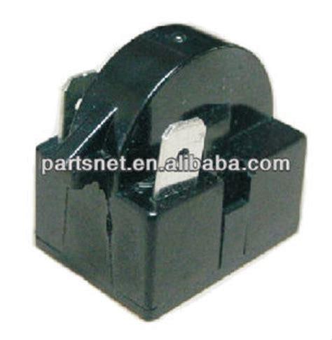 condensador de arranque del motor potencial relaysolid
