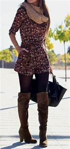 25+ best ideas about Dress with tights on Pinterest ...