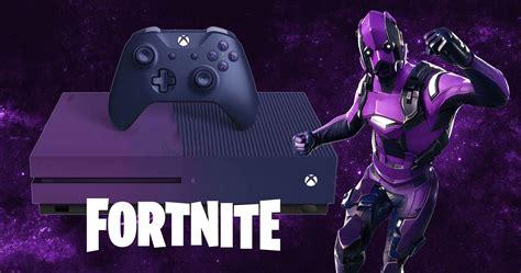 Leaked Purple Fortnite Xbox One S Bundle Is Coming Soon