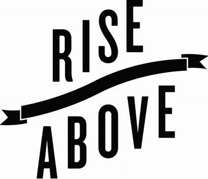 Rise Above Restaurant Catharines St Logos Menus