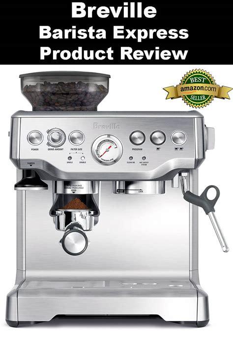 barista espresso machine commercial espresso machine breville barista express