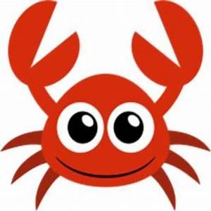 Crab | Free Images at Clker.com - vector clip art online ...