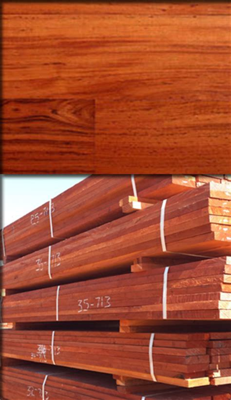 Rhodesian Teak   BOS Timbers