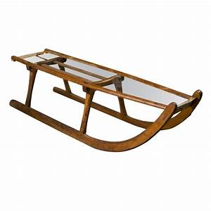 26 best old sled ideas images on pinterest coffee tables With antique sled coffee table