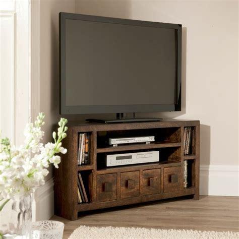 wooden tv stands    flat screen tv stand ideas