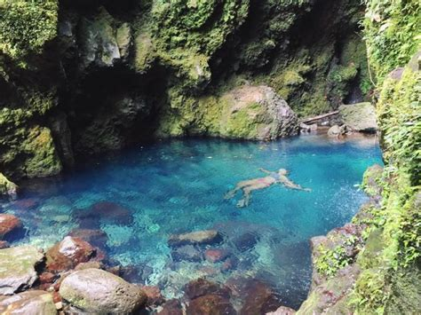 TRAVEL: This Falls in Laguna Looks Like the Enchanted