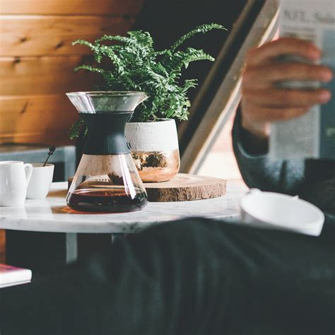 We get it—you want pour over coffee in the comfort of your kitchen. Pour Over Coffee Kit - BRIM