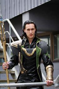 Male Cosplay Loki
