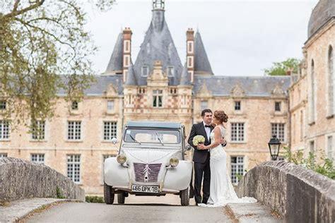 majestic castle wedding  france