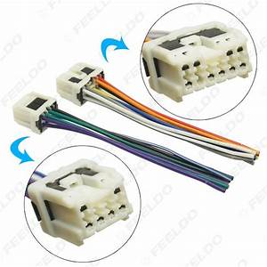 2020 Car Stereo Power Wiring Harness Adapter For Old