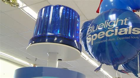 Blue Light Special Kmart by Buying In Stores Experiential Shopping Idea
