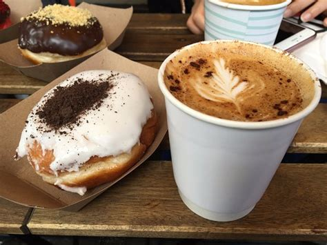 Picture Of The Rolling Donut Dazbog Coffee Caffeine Content 7 Eleven K Cup Hazelnut Calories Dark Roast Tim Hortons Krispy Kreme Deathwish Cups Maker Medium