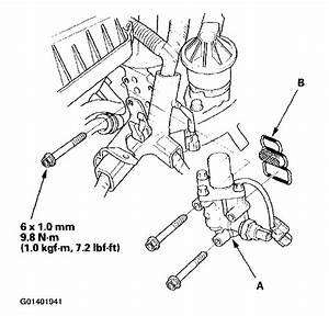 2004 Honda Civic Ex Vtec Problem--p2646